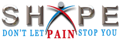Don't Let Pain Stop You! Get Pain Free @ SHAPE Toronto