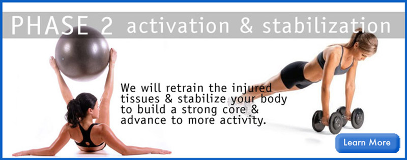 PHASE 2 Activation & Stabilization
